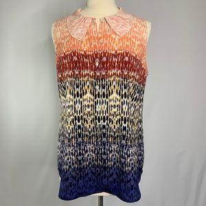 CAbi Love Blouse Sleeveless #3078  Size:M